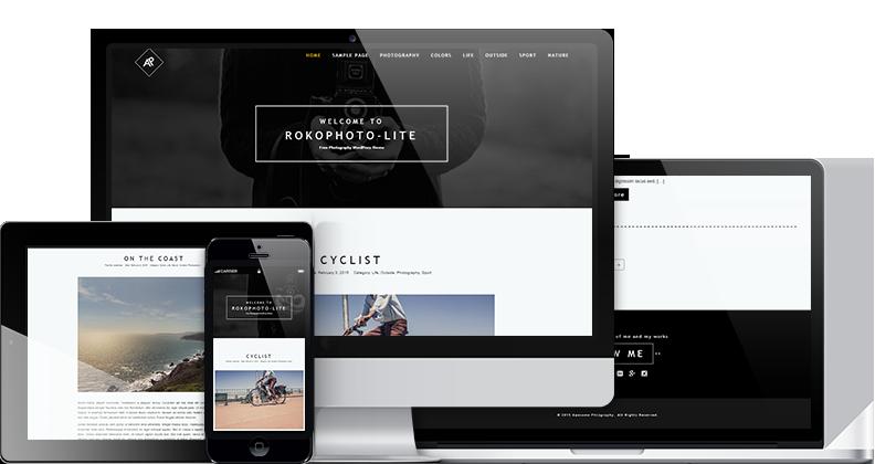 themeisle-rokophoto-lite-best free wordpress themes 2017