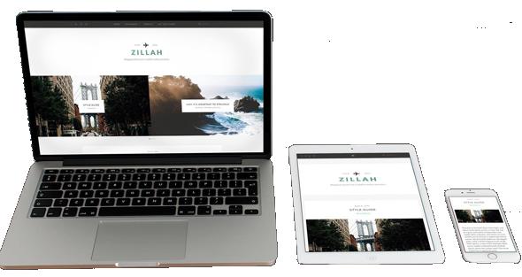 zillah-showcase-best free wordpress themes