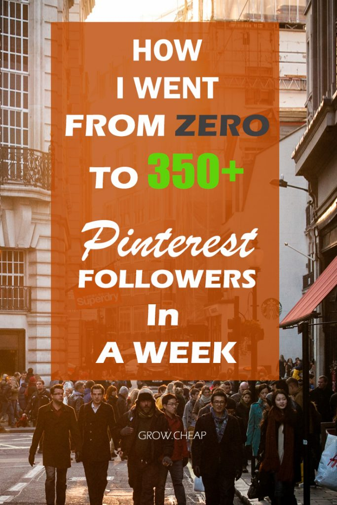 Pinterest Hack: How To Get More Pinterest Followers? #Pinterest #Blogging #Marketing