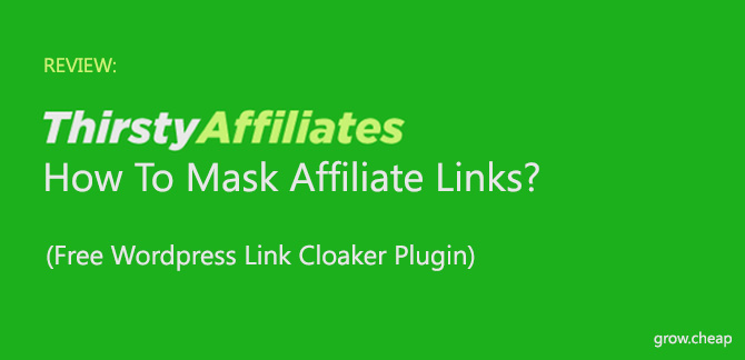 How To Mask Affiliate Links?