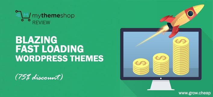 MyThemeShop Review: Blazing Fast Loading WordPress Themes