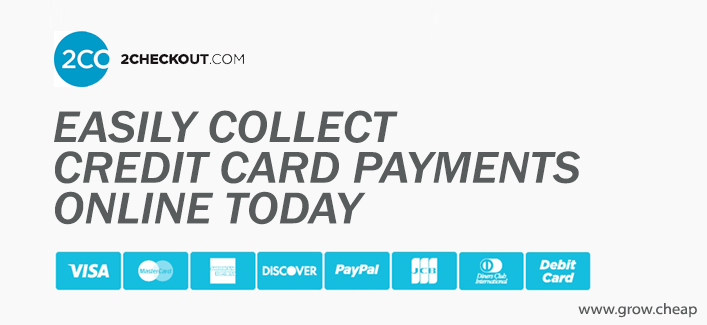 2Checkout Review: Collect Credit Card Payments Online
