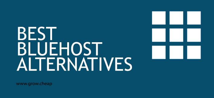 Best BlueHost Alternatives (Trusted Hosting) #BlueHost #Hosting #Alternatives