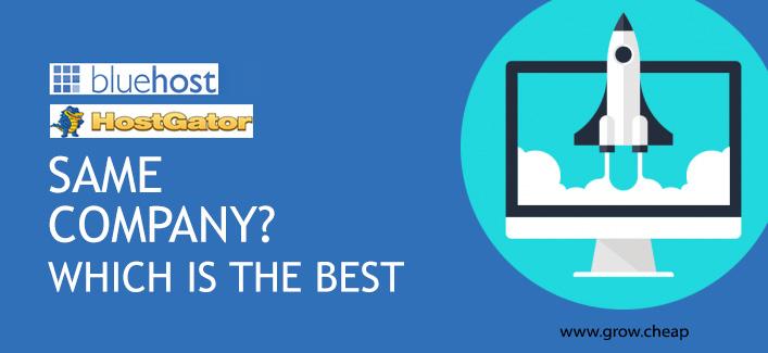 BlueHost Vs HostGator: Same Company? (Which Best) #BlueHost #HostGator #WebHosting