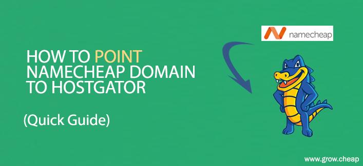 How To Point NameCheap Domain To HostGator #NameCheap #HostGator #Hosting #DNS