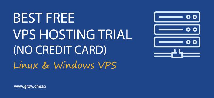 Best Free VPS Hosting Trial Sites (No Credit Card) #VPS #Linux #Windows #Trial #Free #WordPress
