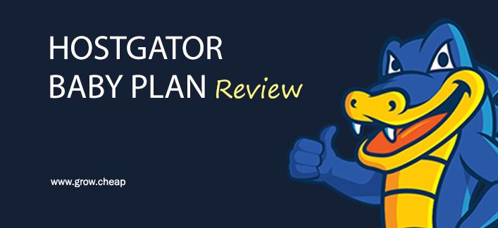 HostGator Baby Plan Review (+ Incredible 61% OFF) #HostGator #Baby #WordPress #Discount