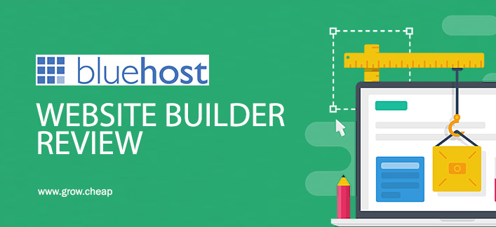 BlueHost Website Builder Review (Truly Unbiased) #BlueHost #WebsiteBuilder #Review #WordPress #Weebly
