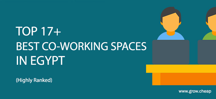 Best Co-Working Spaces in Egypt