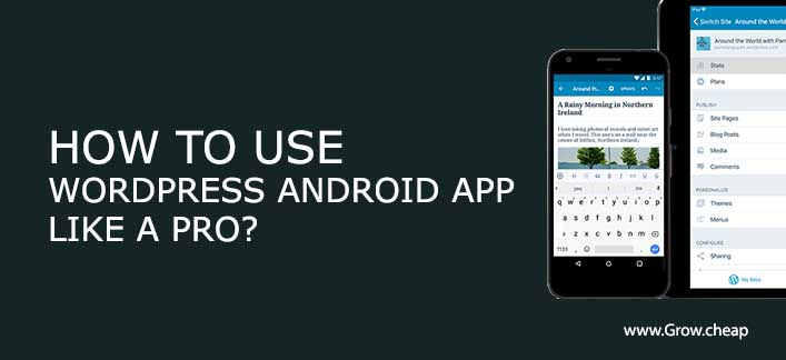 How To Use WordPress Android App Like a Pro?