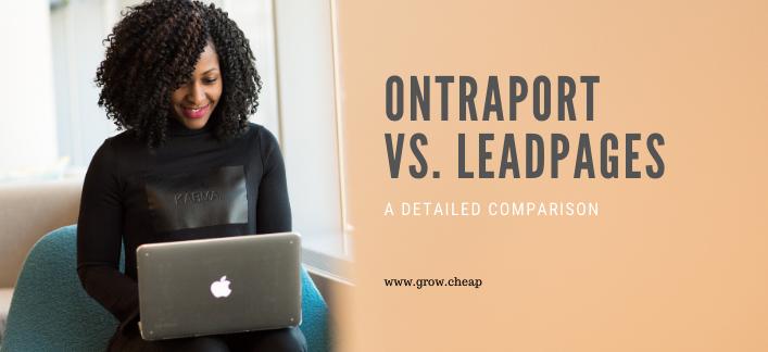 LeadPages Vs OntraPort (Detailed Comparison) #LeadPages #Ontraport #Comparison